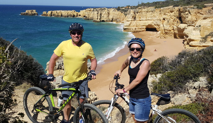 Cycle Hire Tours in the Algarve
